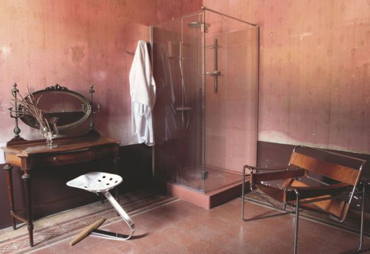 Une maison familiale vintage en italie sfr news for Salle de bain italie