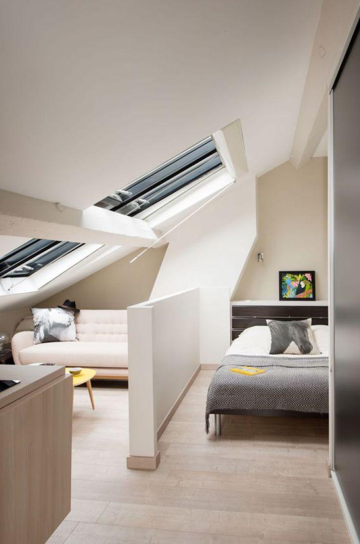 sfr news des conseils d co pour un petit appart. Black Bedroom Furniture Sets. Home Design Ideas