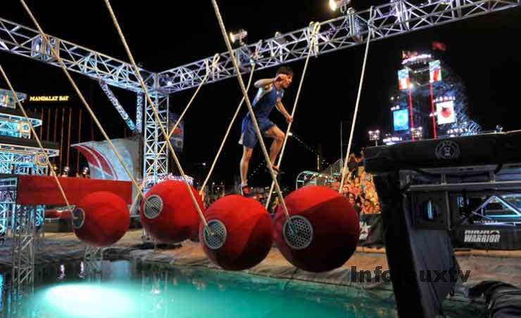 Voir la première émission sur TF1 Replay (8 juillet) — Ninja Warrior
