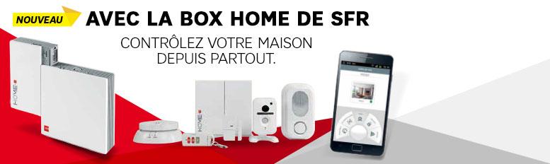 LA BOX HOME DE SFR