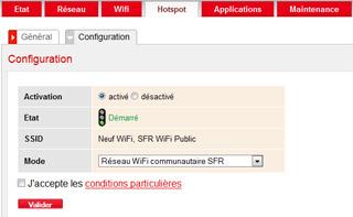 comment arreter le wifi