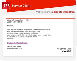 sfr fr service client