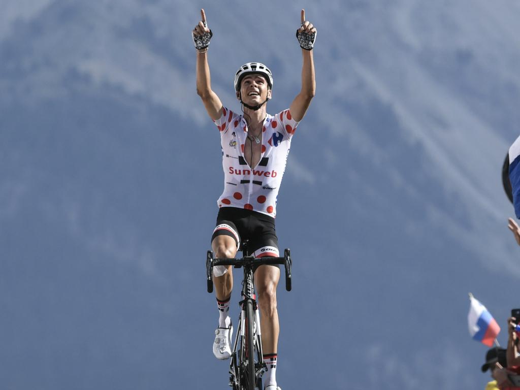 Barguil exclu de la Vuelta