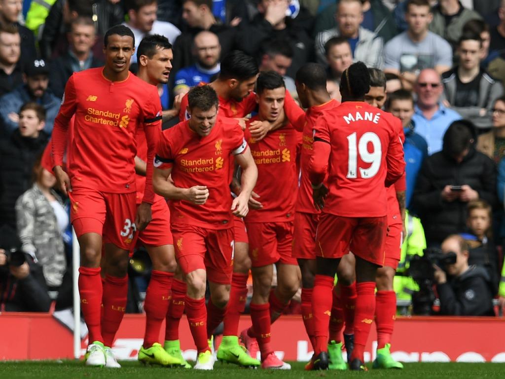 Le futur maillot domicile de Liverpool