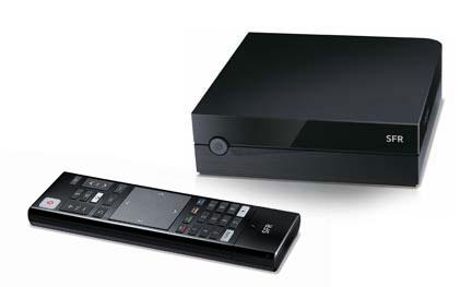 Décodeur TV SFR avec Google Play TM (21)