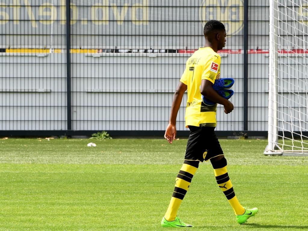 Une ancienne gloire réclame la suspension de Dembélé — Borussia Dortmund