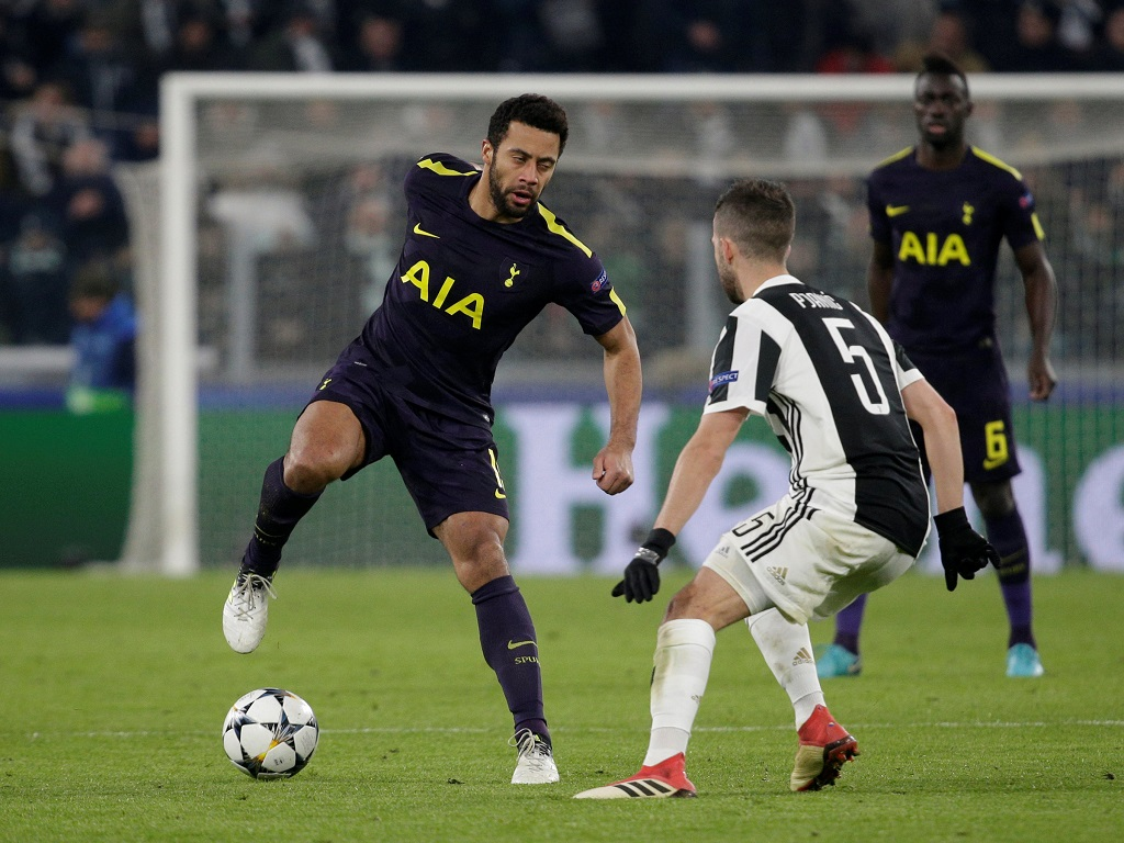 Comment regarder le match en direct sur internet — Tottenham Juventus streaming