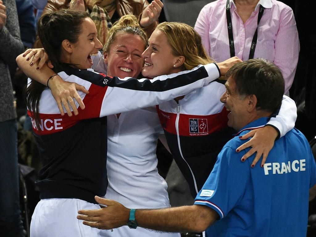 Fed Cup. Thierry Champion nouvel entraîneur de l'équipe de France