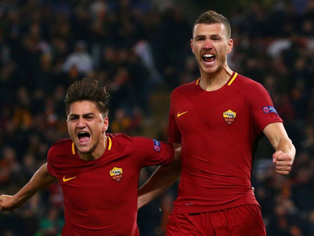 La Roma espérait mieux — Italie
