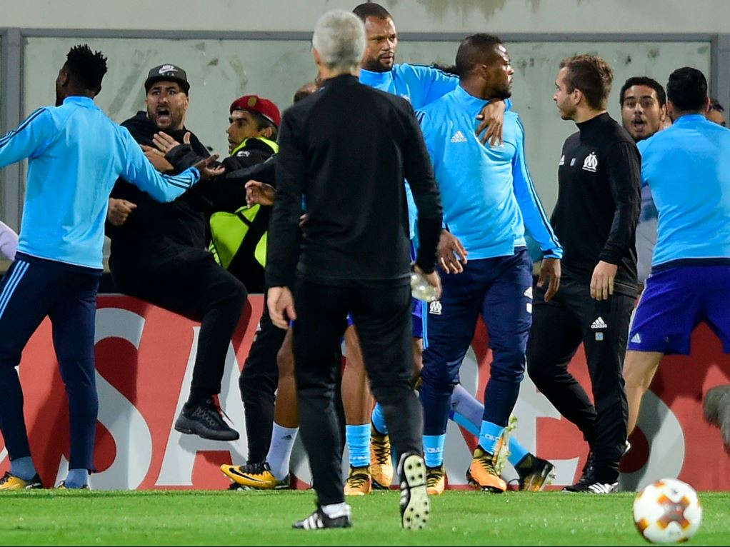 Rudi Garcia fait le point sur l'affaire Evra