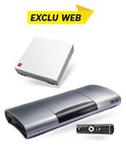 Offre Internet ADSL, VDSL et la fibre optique : SFR Box