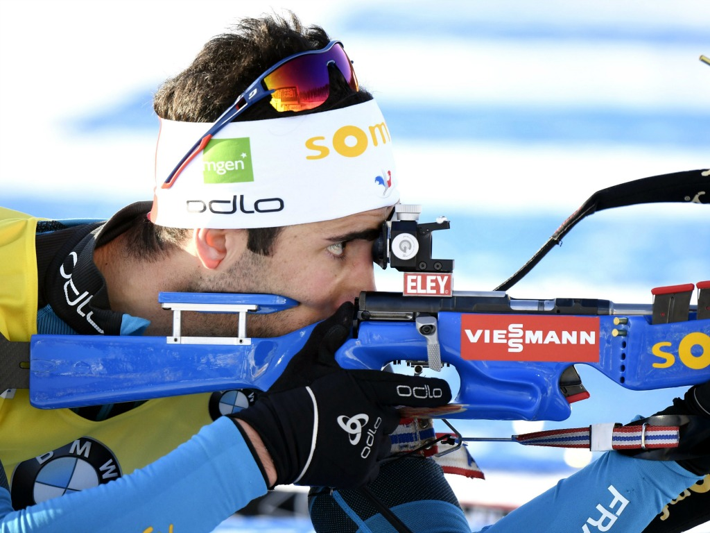 Biathlon : Martin Fourcade sera bien présent à Oslo