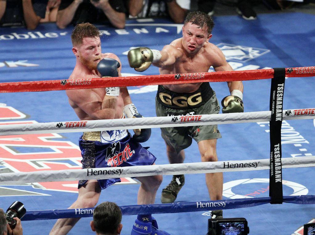La revanche entre Canelo Alvarez et Gennady Golovkin annulée — Boxe