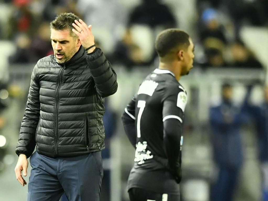 Entretien disciplinaire pour trois joueurs — Bordeaux