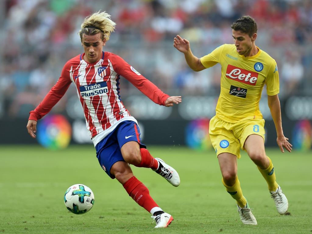 Diego Godin victime du nouveau challenge Griezmann — Atlético