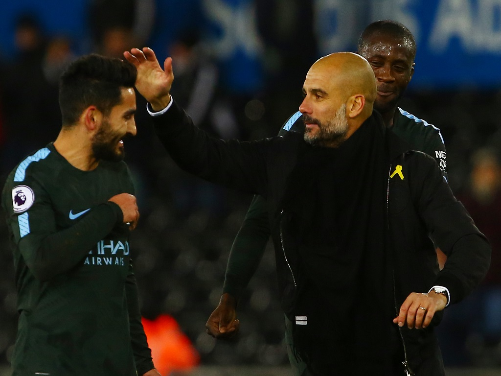 Manchester City signe un record — Premier League