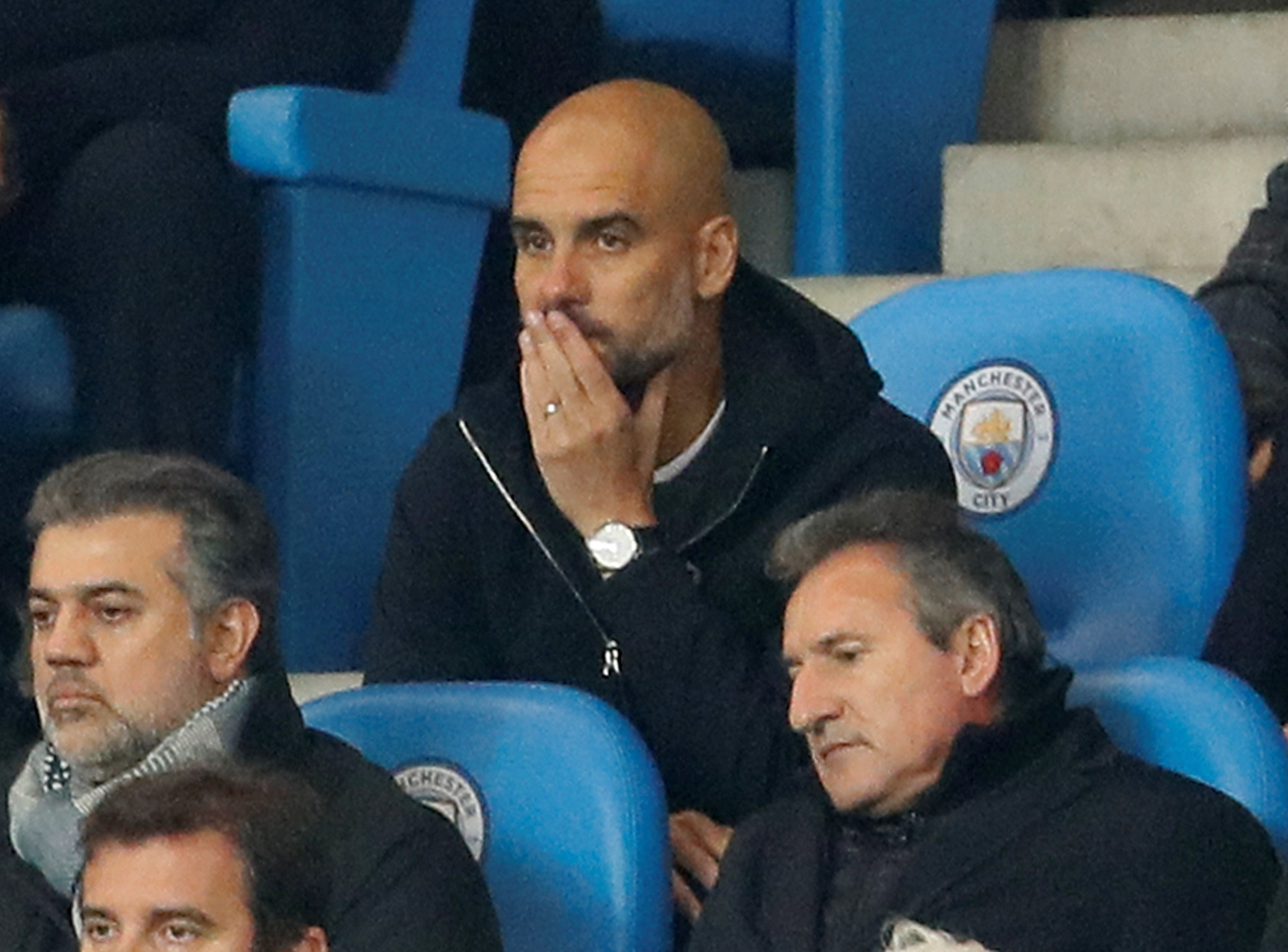 Premier League - Manchester City : Pep Guardiola jusqu'en 2021