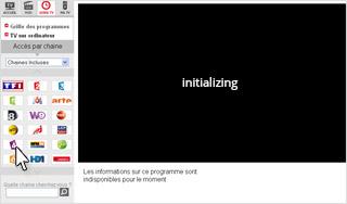 tv sfr fr sur ordinateur