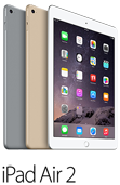 iPad Air 2 chez SFR