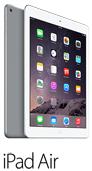 iPad Air chez SFR