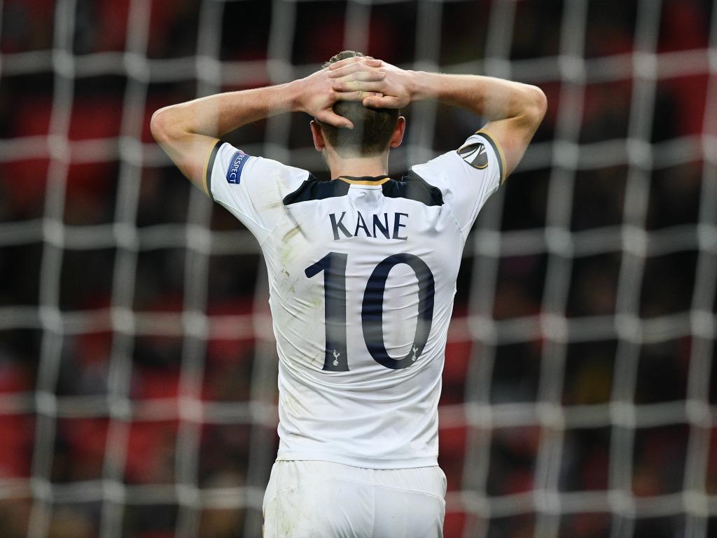 Ligaments touchés pour Kane