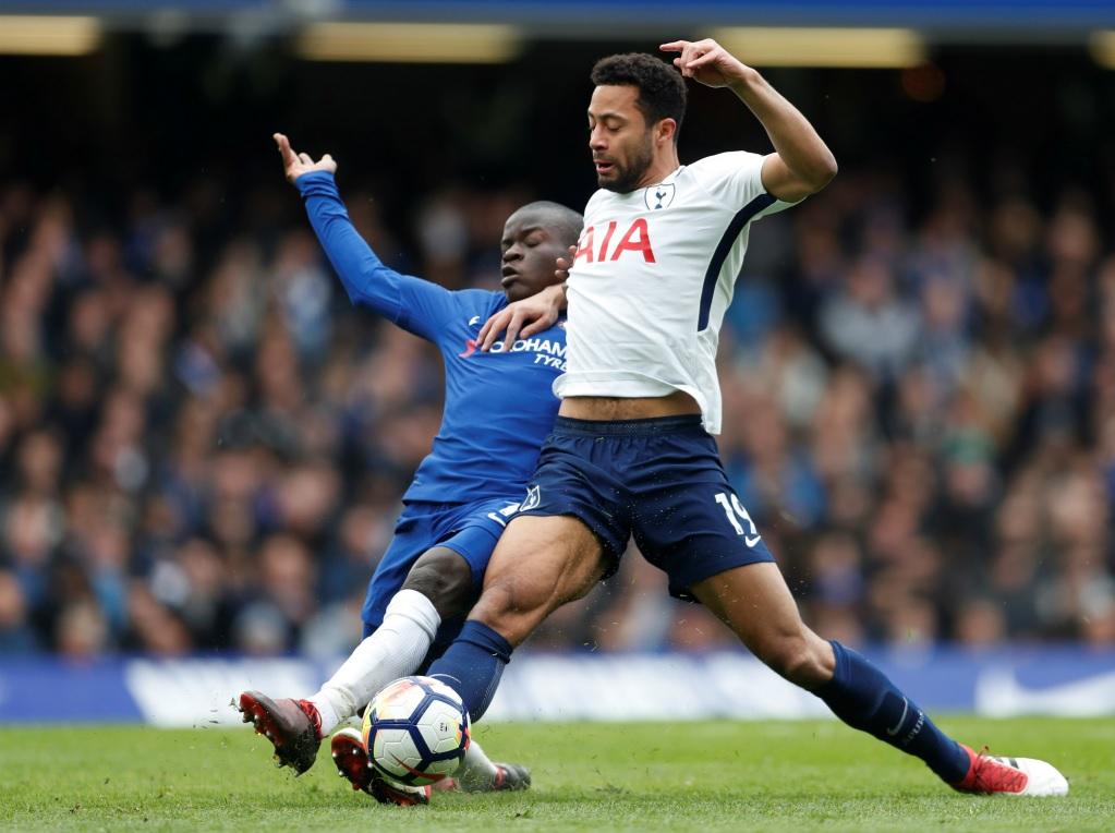 Tottenham l'emporte malgré une erreur de Lloris — Premier League