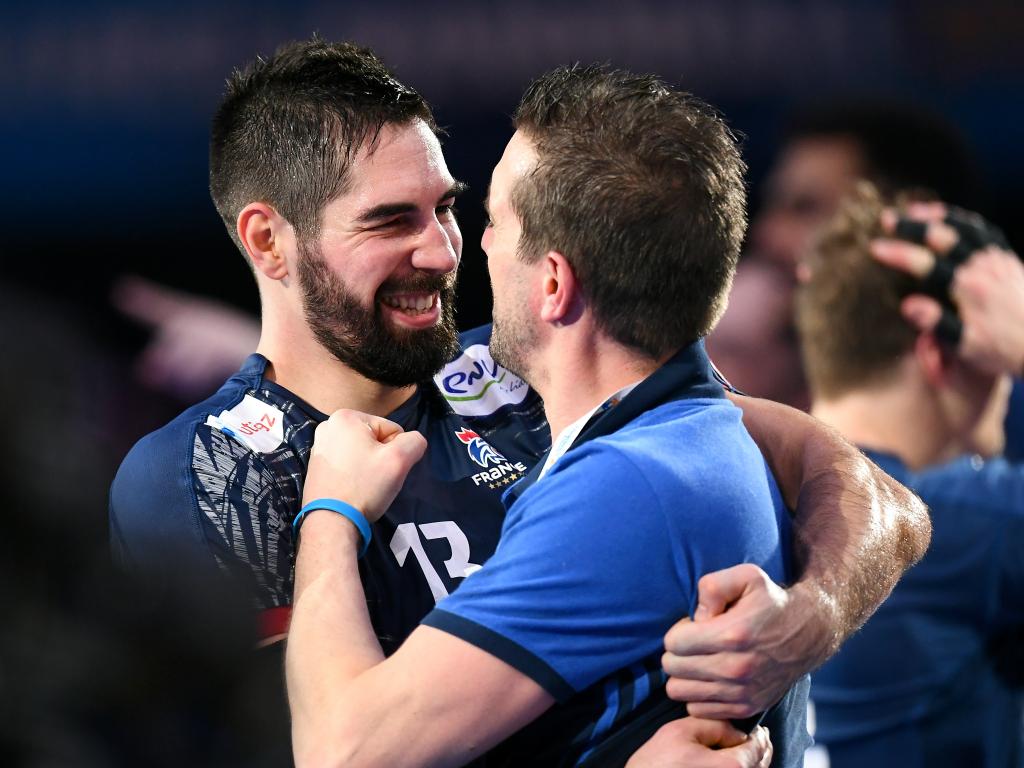 La France s'impose face à la Norvège, au Kindarena de Rouen — Handball