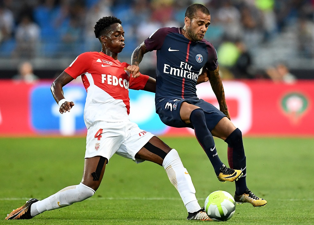 Direction l'Angleterre pour Kongolo — Monaco