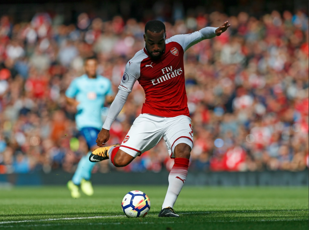 Festival d'Arsenal à Everton, Lacazette buteur — Premier League