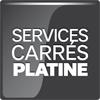 Services carrés platine