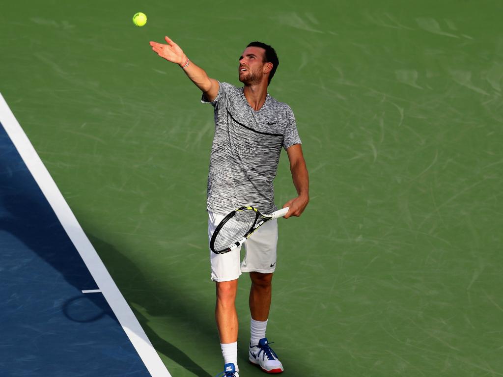 Mannarino remplace Monfils pour affronter la Serbie — Coupe Davis