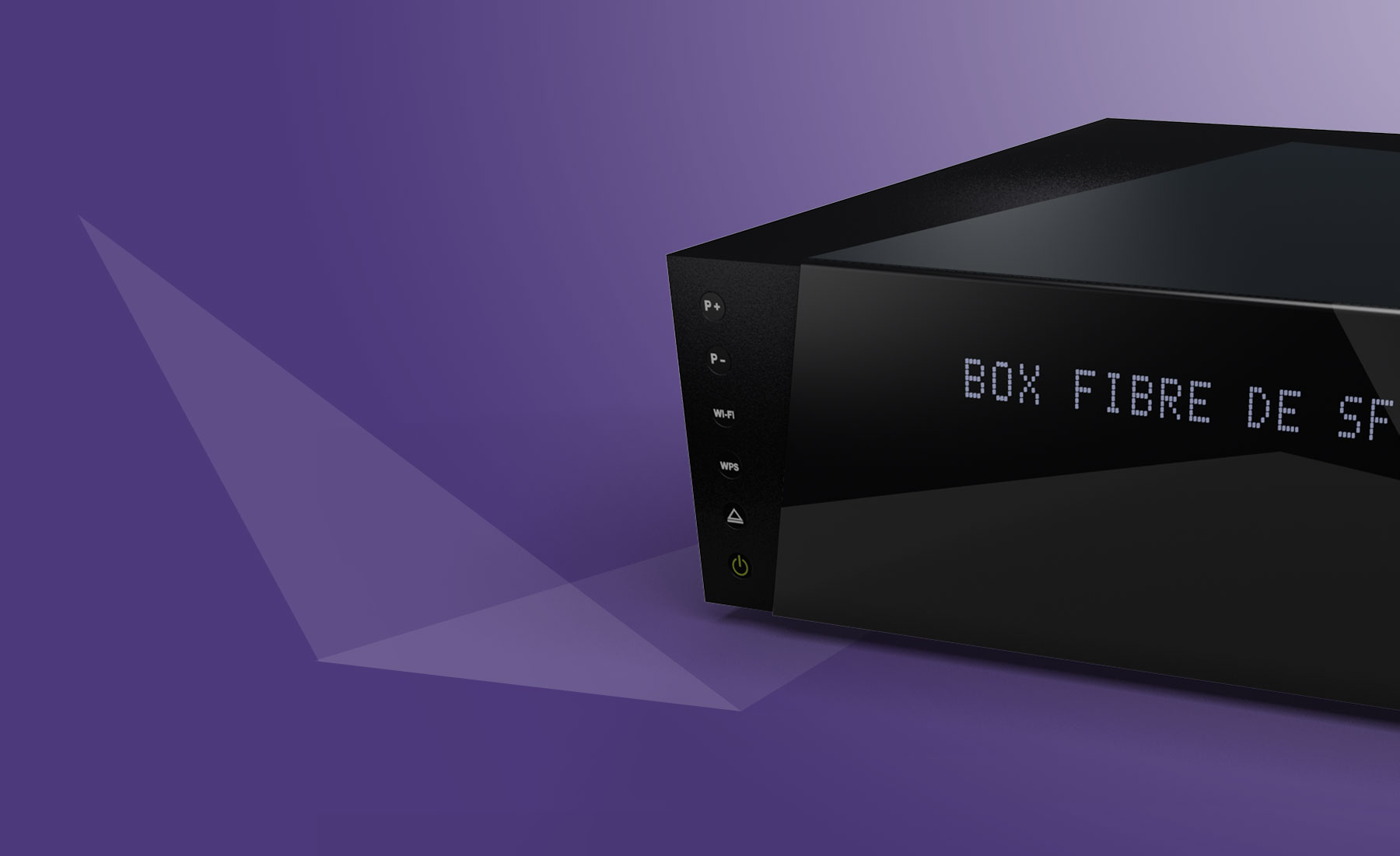 offre box pro sfr box home de sfr pack