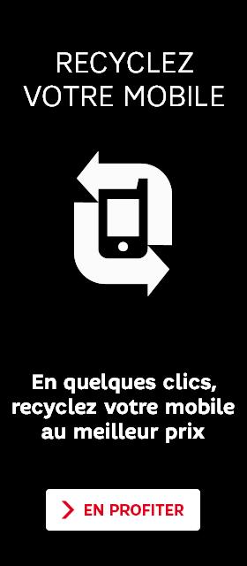 recyclez votre mobile