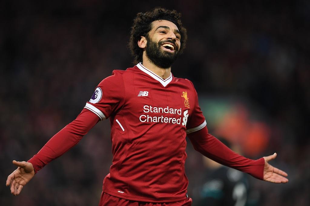 L'Egyptien Mohamed Salah élu Footballeur africain BBC de l'année 2017