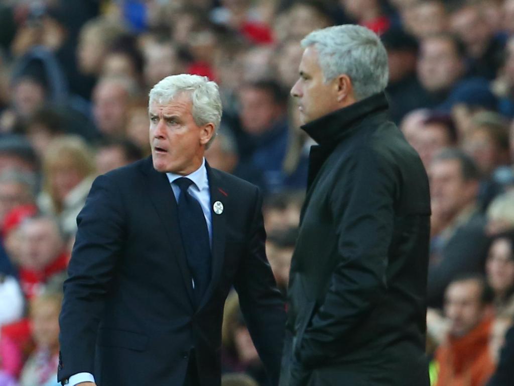 Premier League: Stoke / Manchester United