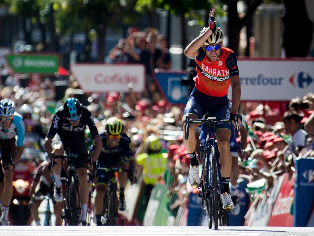 Le Belge Sander Armée s'impose en costaud — Tour d'Espagne