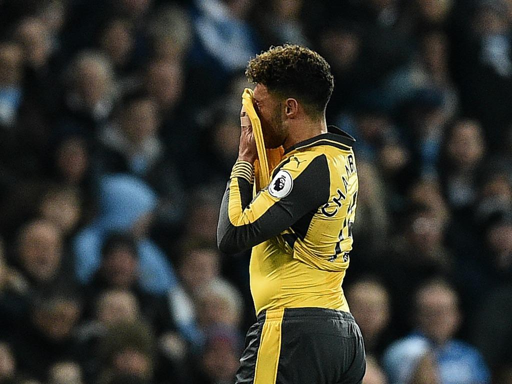 Trois prétendants pour Oxlade-Chamberlain — Mercato Arsenal