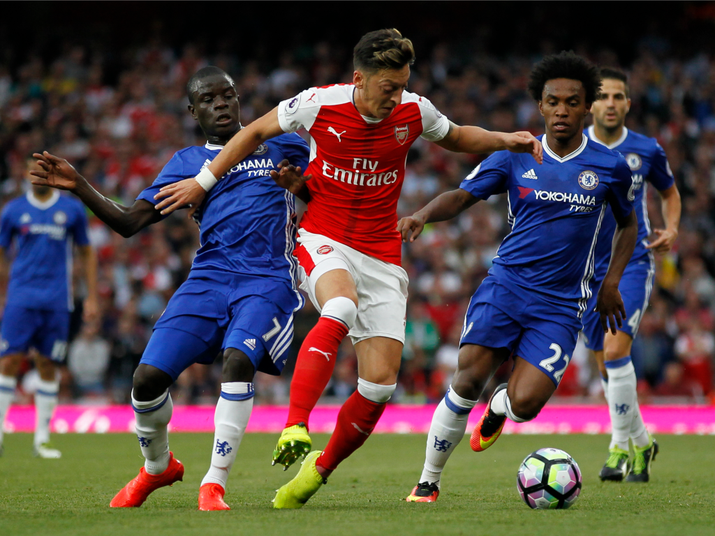 PL : Crystal Palace pousse Arsenal et Wenger dans la crise