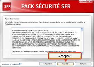Pack s curit sfr comment l 39 installer - Pack securite sfr ...
