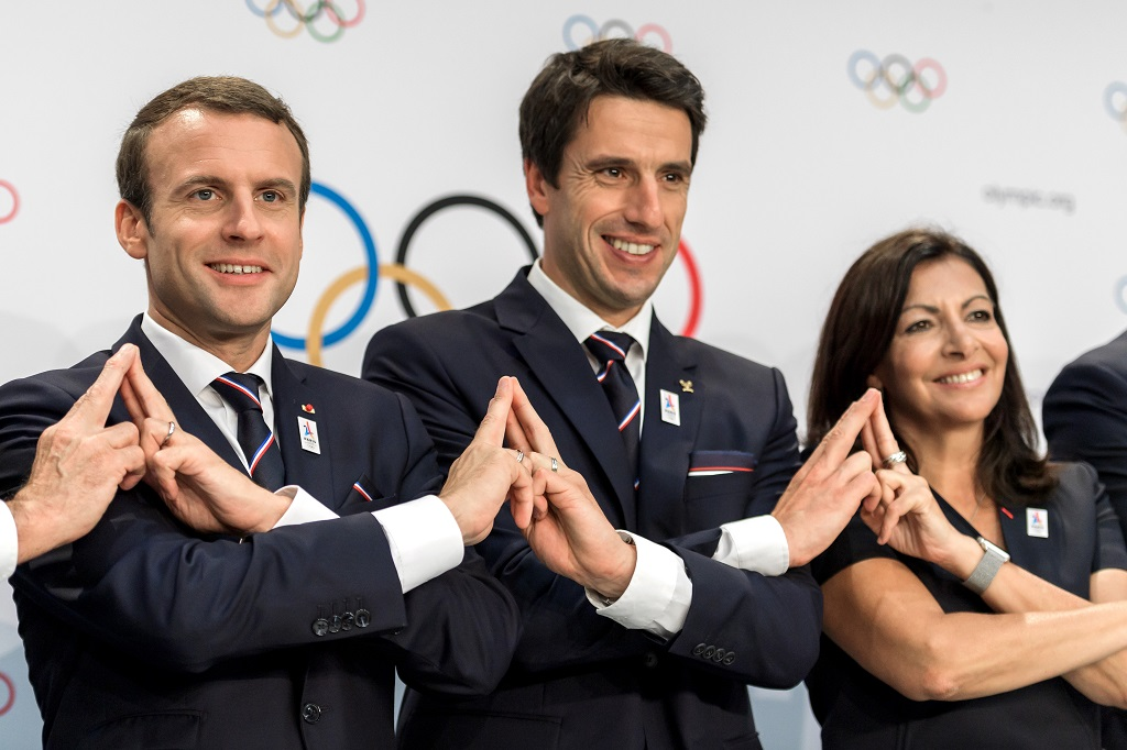 C'est gagné pour les JO 2024 à Paris — Jeux olympiques