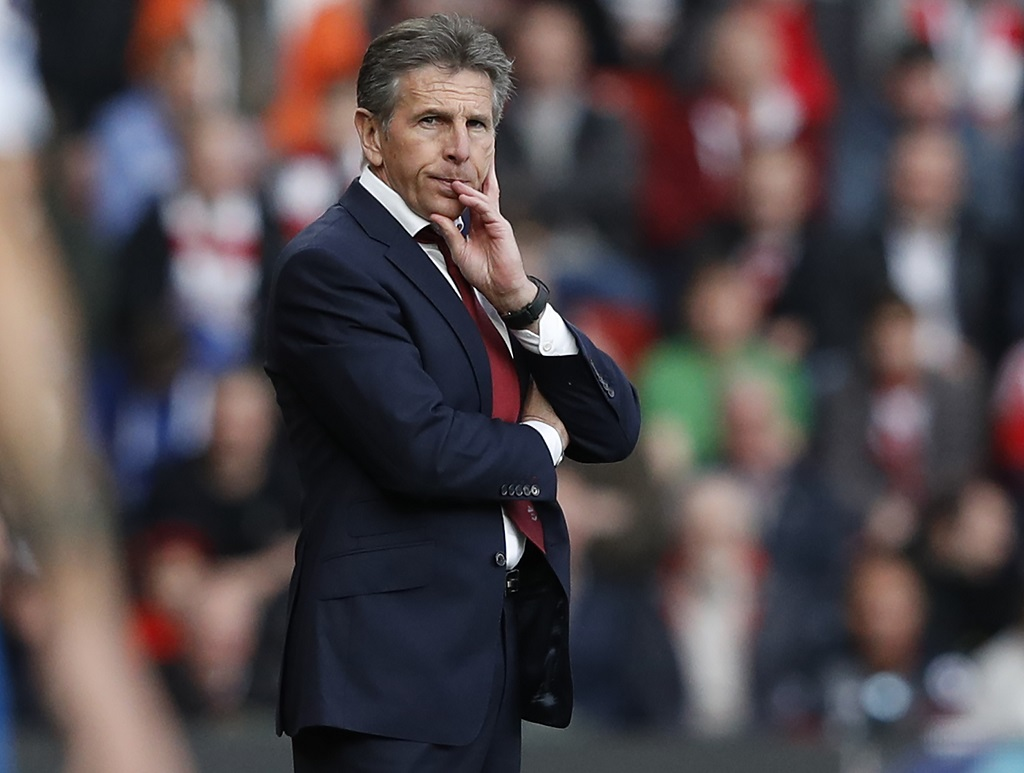 Claude Puel nommé manager de Leicester City — Foot