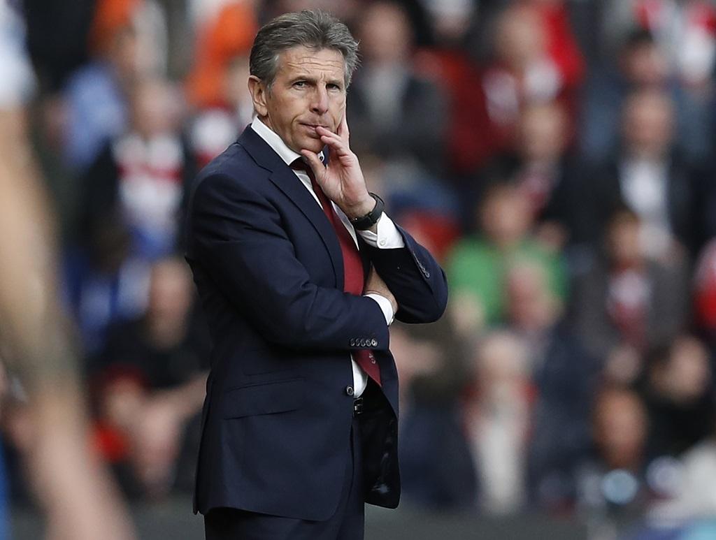 Claude Puel nouvel entraîneur de Leicester