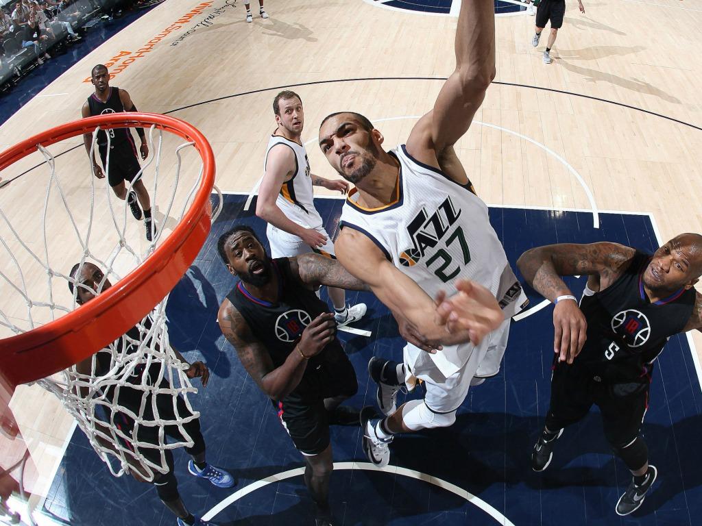 NBA: Gobert (Utah) dans la 2e équipe-type de la saison