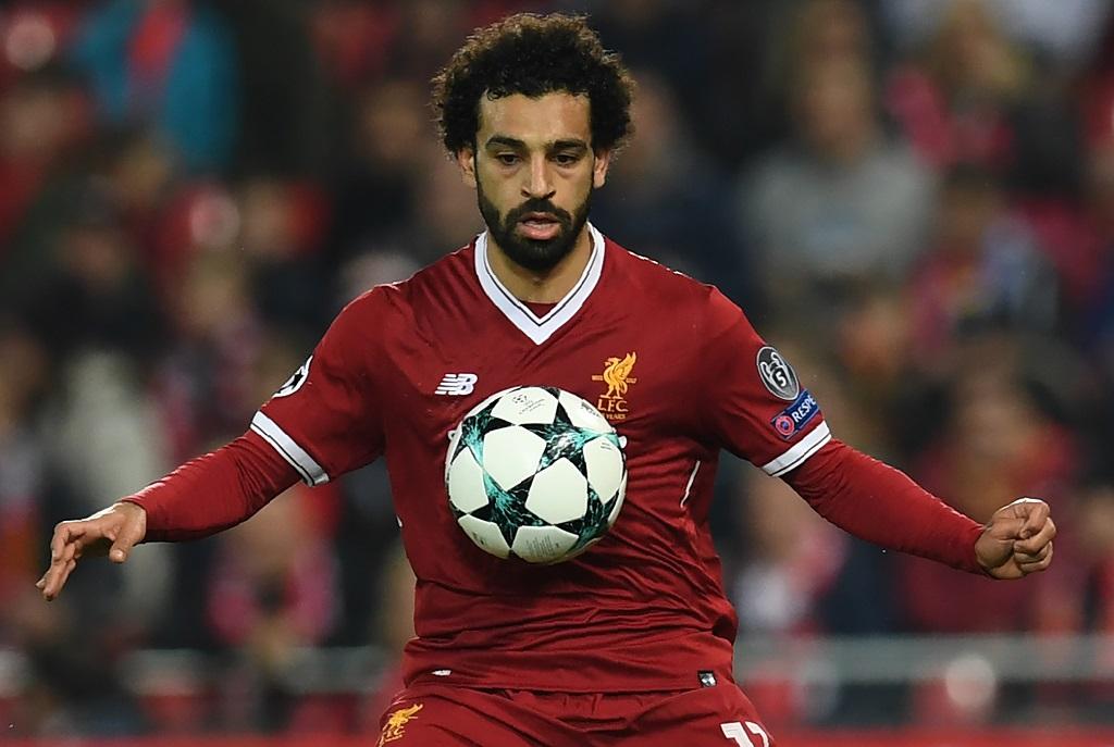 Premier League: Mohamed Salah élu joueur du mois de novembre