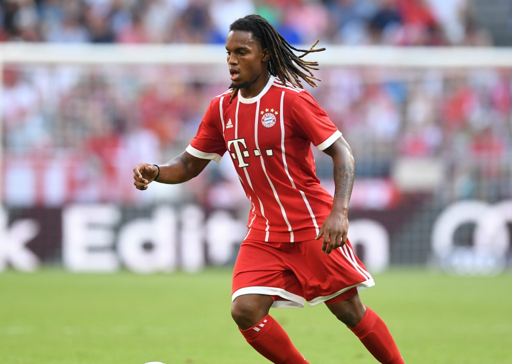 Le Bayern Munich prête Renato Sanches à Swansea
