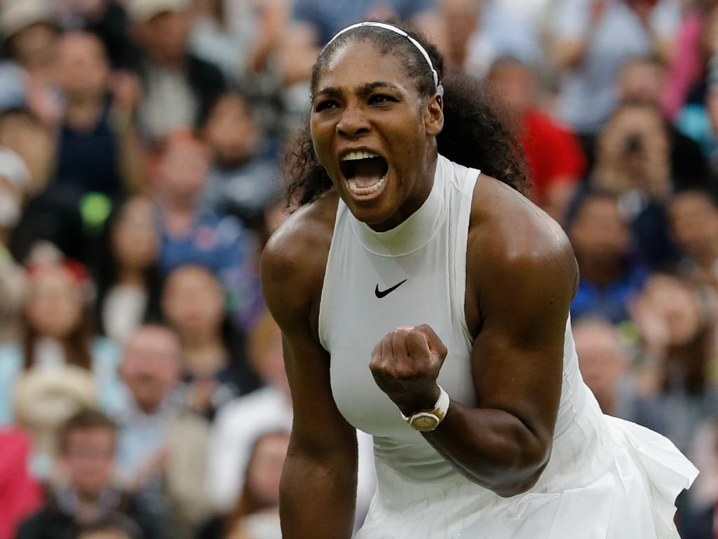 Serena Williams nue en couverture de