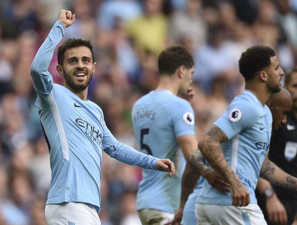Manchester City poursuit tranquillement sa route — Premier League