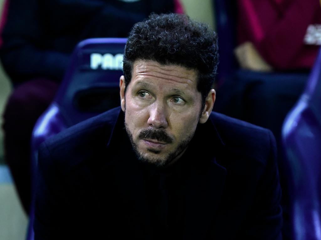 Diego Simeone aurait prolongé son contrat — Atlético de Madrid