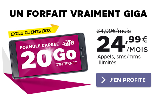 Offre exclu WEB