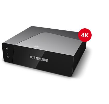 La Box 4K: La Box en détail